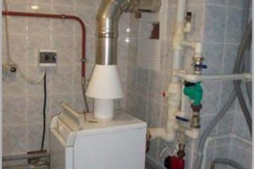 СНиП для установки газового котла с закрытой камерой сгорания в подвальном помещении частного дома BlogStroiki Инженерные системы загородного дома. Газ. Электричество.