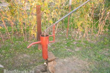 Не можем поднять воду из абиссинского колодца BlogStroiki Инженерные системы загородного дома. Газ. Электричество.